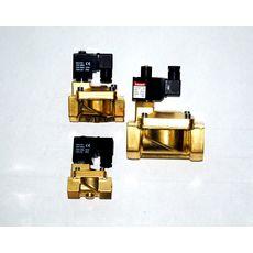 """Клапан электромагнитный DN32, G 1 1/4"""", """"Нормально Открытый"""", PN16, AC220V, фото"""