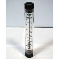 "Ротаметр проточный 0,5-5 gpm (резьба 1/2"", 0,108- 1,08 м3/ч), фото"