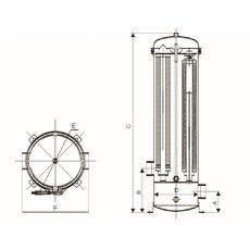 Мультипатронный фильтр BN1-W3L2, фото , изображение 2