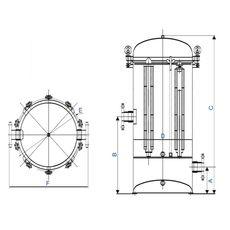 Мультипатронный фильтр BN3-W11L4, фото , изображение 2