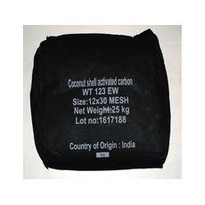Кокосовый активированный уголь Carbonut WT 123EW (25 кг), фото
