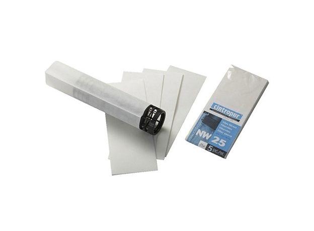 Мешок 5 мкм для фильтра NW25 (5 штук) полипропилен, фото