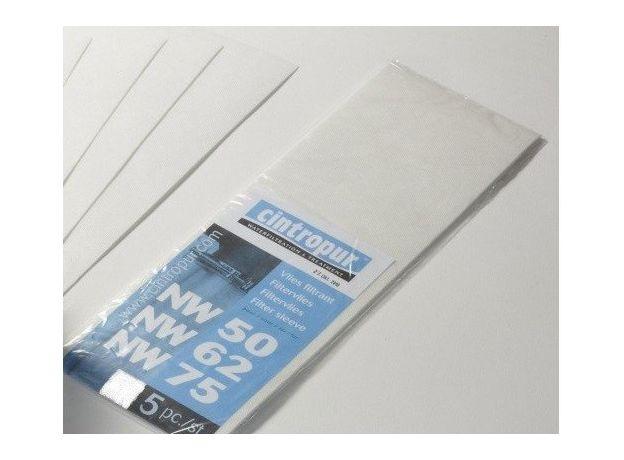 Мешок 5 мкм для фильтра NW50 (5 штук) полипропилен, фото