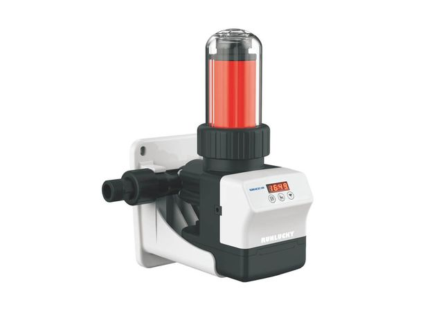 Комплект PU515(RL-Q02-автомат.дисковый фильтр) -2,5 м3/час, 50 мкм, фото