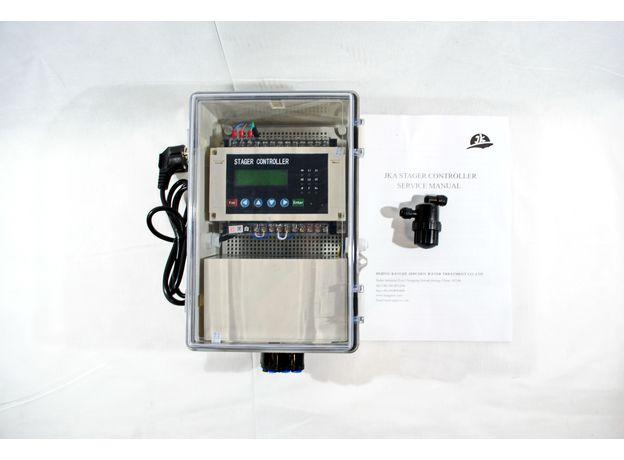 JKA1.0-502 - контроллер (softener 4 cycles, Kangjie, Китай), фото