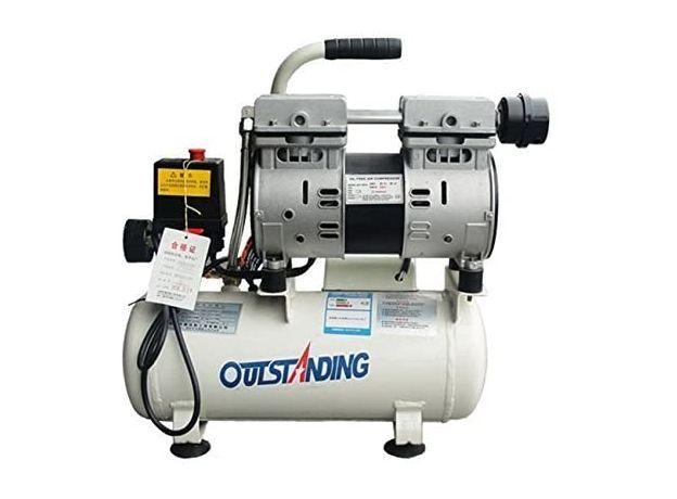 Компрессор OTS-550-30L (бак 30 л, производительность-40 л/мин, давление 7 бар), фото