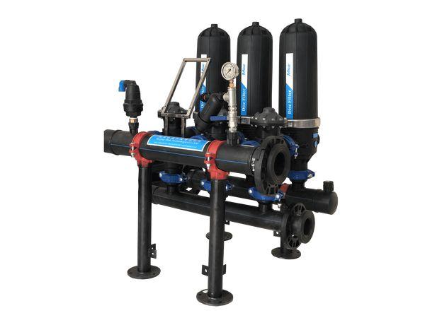 Система фильтрации MD2-3-3 (130mk), фото