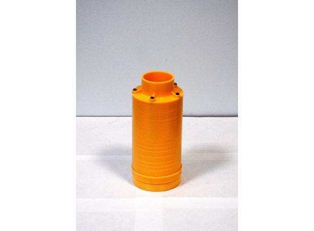 Дистрибьютор верхний Ду 40 мм (Runxin) (F181L), фото
