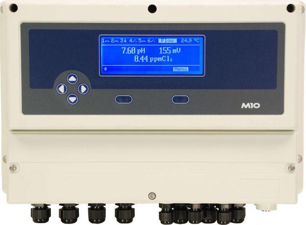 Контроллер M10W трёхпараметрический+ температура, фото