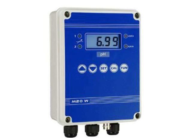 Контроллер M20W однопараметрический (параметры измерений: pH,CL,Redox), фото